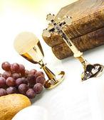 Sacrament van communie — Stockfoto