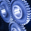 Gear wheels system — Stock Photo #57330303