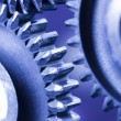 Gear wheels system — Stock Photo #57330655