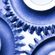Gear wheels system — Stock Photo #57332477