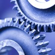 Gear wheels system — Stock Photo #57332743