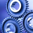 Gear wheels system — Stock Photo #57333251