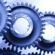 Gear wheels system — Stock Photo #57333983
