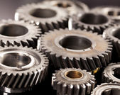 Industrial mechanism — Stock Photo