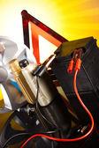 Vivid moto concept — Stock Photo