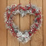 Yule Wreath — Stock Photo #52256831