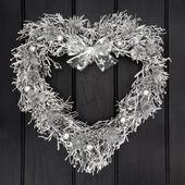 Silver Wreath — Stock Photo