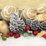Christmas Decorations — Stock Photo #52928743