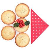 Christmas Food — Stock Photo