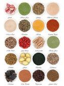 Immune Boosting Food — Stock Photo