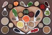 Super Health Food — Stock Photo