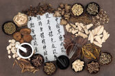 Chinese Alternative Medicine — 图库照片