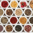 Herb Tea Sampler — Stock Photo #54941503