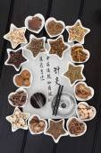 Chinese Acupuncture Medicine — Stock Photo
