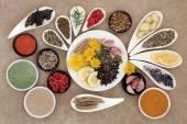 Immune Boosting Foods — Stock Photo