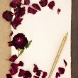 Ancient Rose Flower Beauty — Stock Photo #55073617