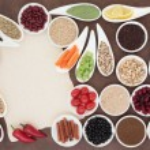 Healthy Diet Food — Stock Photo #56143411