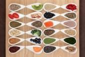 Body Building Health Food — Stock Photo