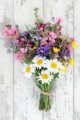 Wildflower Posy — Stock Photo