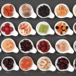 Dried Fruit Sampler — Stock Photo #58517109