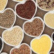 Healthy Grains — Stock Photo #61524337