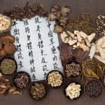 Chinese Herbal Medicine — Stock Photo #62461987