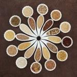 Grain Food Platter — Stock Photo #66354277