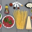 Italian Food Ingredients — Stock Photo #68327463
