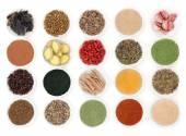 Immune boosting super food — Stock Photo