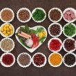 Herbs n Spices is Nice — Stock Photo #70604035