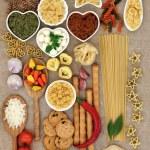 Italian Food Collage — Stock Photo #74624047