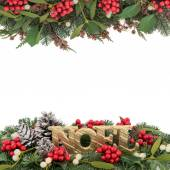 Noel festivo — Fotografia Stock