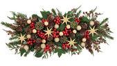 Vánoční displej — Stock fotografie