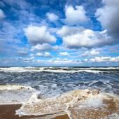 Sea storm. — Stock Photo