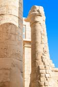 Ruine du Temple de Karnak, Egypte — Photo
