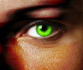 Красивые глаза — Стоковое фото