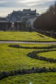 Зальцбург замок — Стоковое фото