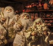 Three Wise Santa's  — Stock fotografie