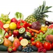 Fruit and vegetables — Stock Photo #57769699