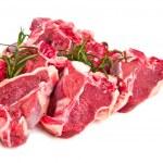 Cutlet of lamb — Stock Photo #58168561
