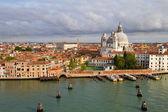 Una vista de Venecia — Foto de Stock