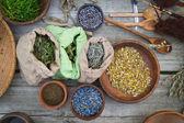 Alternative medicine — Zdjęcie stockowe
