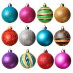 Christmas balls — Stock Photo #58967057
