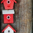 Birdhouses — Stock Photo #59988413