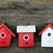 Birdhouses — Stock Photo #59988607
