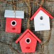 Birdhouses — Stock Photo #59988621