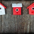 Birdhouses — Stock Photo #60279557