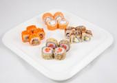 Sushi food japan photo — Stockfoto