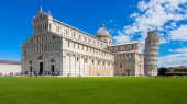 Cathedral Square in Pisa — Stock Photo