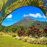Arenal Volcano Landscape — Stockfoto #60791089